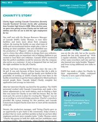 newsletter fall 2015