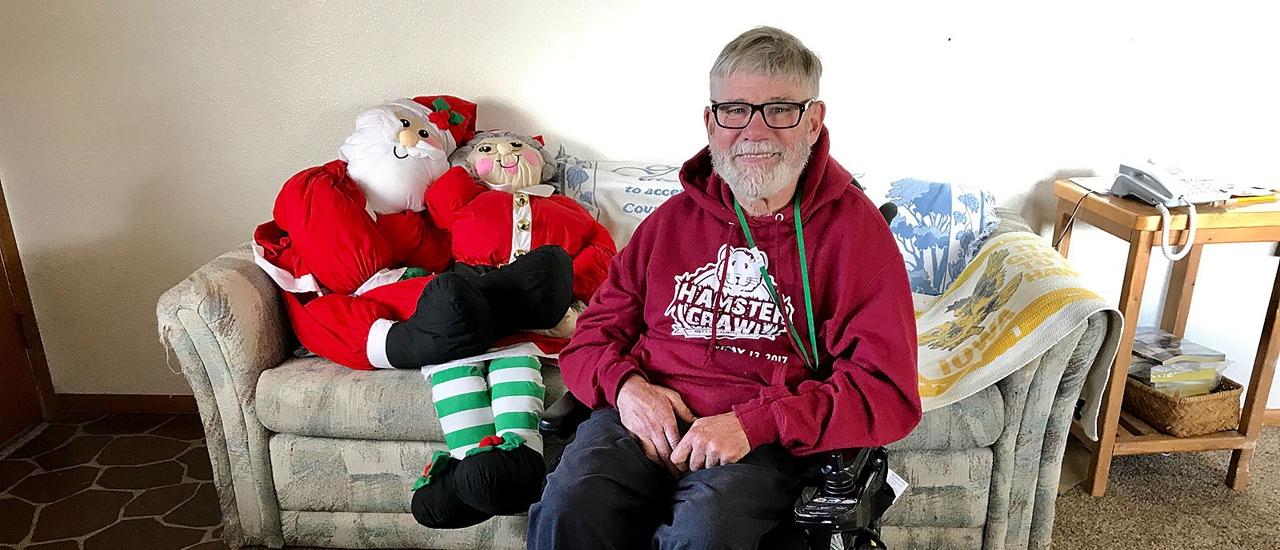 Wheelchair Van Fundraising